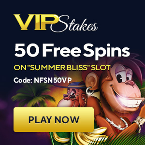 VIP Stakes Casino Free Spins No Deposit