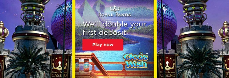 Royal Panda Casino free spins