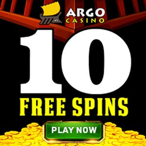 Argo Casino free spins no deposit