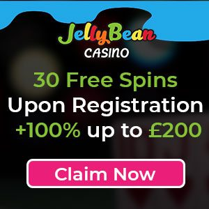 Jelly Bean Casino Free Spins No Deposit