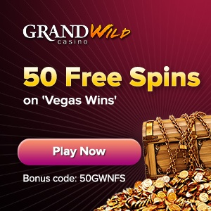 Grand Wild Casino Free Spins No Deposit