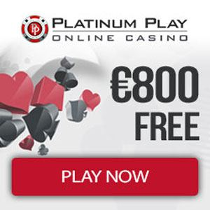 Platinum Play Casino Deposit Bonus