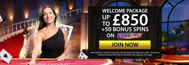 Chelsea Palace Casino Free Spins