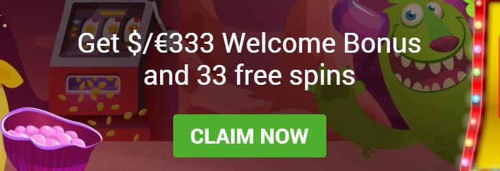 Go Wild Casino 33 Free Spins New Free Spins No Deposit