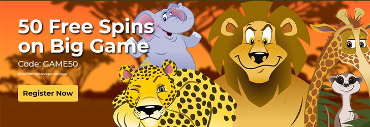 Grand Rush Casino Free Spins No Deposit