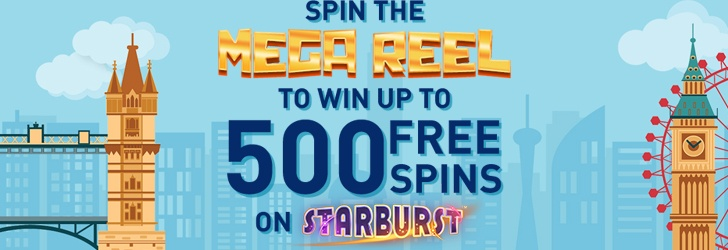 Online Casino London Free Spins