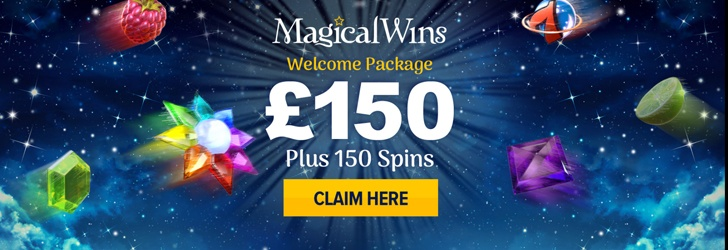 Magical Wins Casino Free Spins