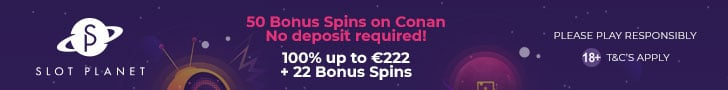 Slot Planet Casino Free Spins No Deposit
