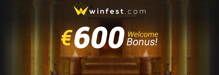 winfest casino free spins no deposit