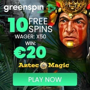 Greenspin Bet Casino Free Spins
